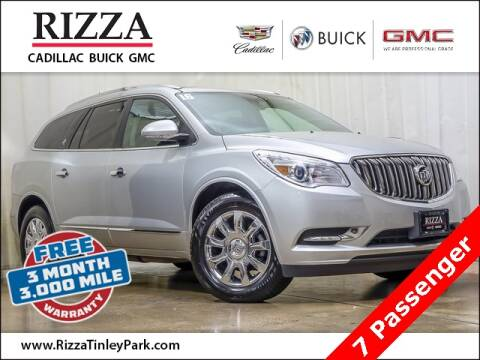 2016 Buick Enclave for sale at Rizza Buick GMC Cadillac in Tinley Park IL
