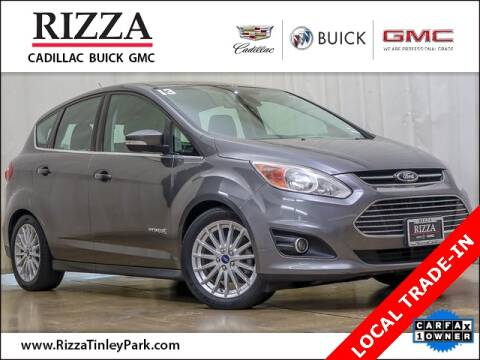 2013 Ford C-MAX Hybrid for sale at Rizza Buick GMC Cadillac in Tinley Park IL