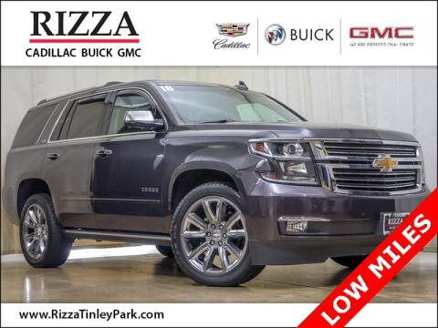 2016 Chevrolet Tahoe for sale at Rizza Buick GMC Cadillac in Tinley Park IL