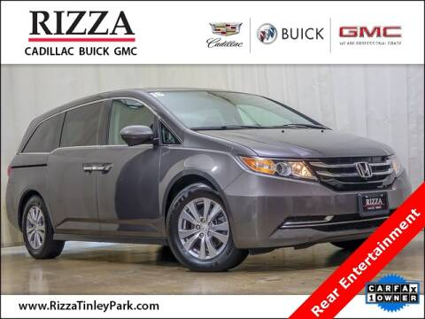 2016 Honda Odyssey for sale at Rizza Buick GMC Cadillac in Tinley Park IL