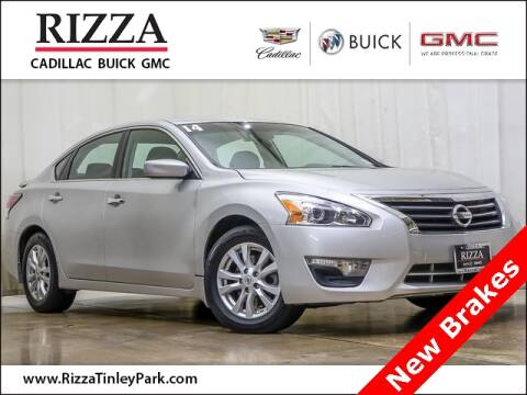 2014 Nissan Altima for sale at Rizza Buick GMC Cadillac in Tinley Park IL