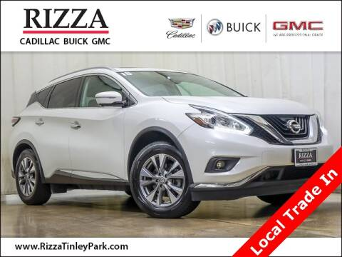 2015 Nissan Murano for sale at Rizza Buick GMC Cadillac in Tinley Park IL