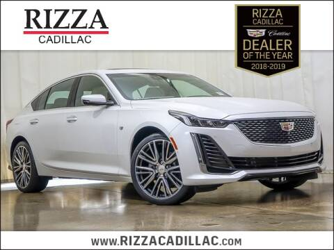 2020 Cadillac CT5 for sale at Rizza Buick GMC Cadillac in Tinley Park IL