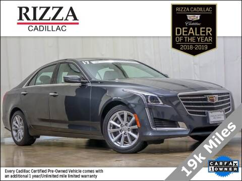 2017 Cadillac CTS for sale at Rizza Buick GMC Cadillac in Tinley Park IL