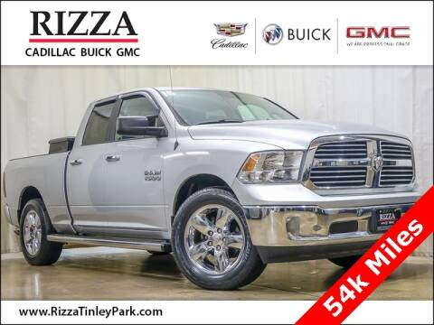 2015 RAM Ram Pickup 1500 for sale at Rizza Buick GMC Cadillac in Tinley Park IL