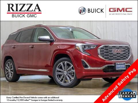 2019 GMC Terrain for sale at Rizza Buick GMC Cadillac in Tinley Park IL