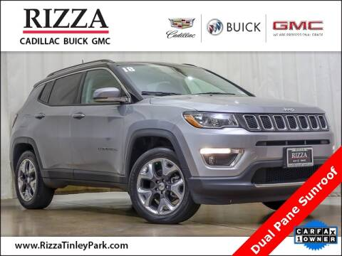 2018 Jeep Compass for sale at Rizza Buick GMC Cadillac in Tinley Park IL