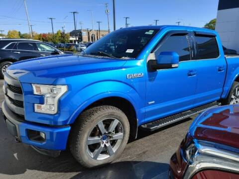 2015 Ford F-150 for sale at Rizza Buick GMC Cadillac in Tinley Park IL