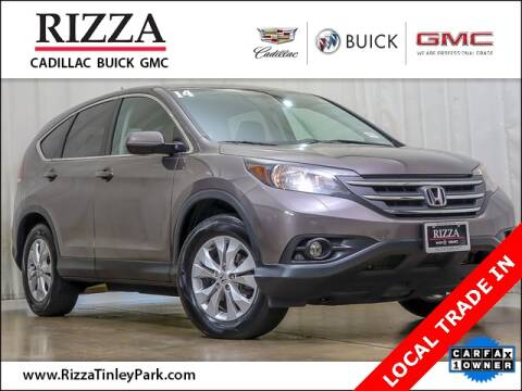 2014 Honda CR-V for sale at Rizza Buick GMC Cadillac in Tinley Park IL