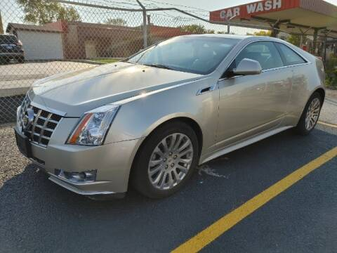 2013 Cadillac CTS for sale at Rizza Buick GMC Cadillac in Tinley Park IL