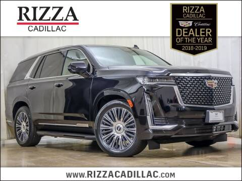 2021 Cadillac Escalade for sale at Rizza Buick GMC Cadillac in Tinley Park IL