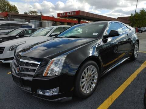2011 Cadillac CTS for sale at Rizza Buick GMC Cadillac in Tinley Park IL