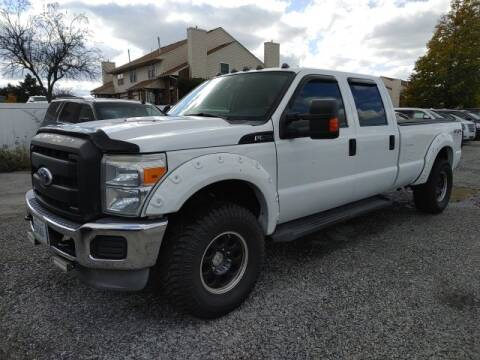 2011 Ford F-250 Super Duty for sale at Rizza Buick GMC Cadillac in Tinley Park IL