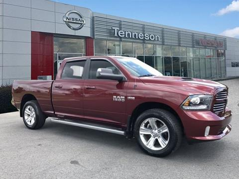 2017 RAM Ram Pickup 1500 For Sale At Meghan Hall @ Tenneson Nissan In Tifton  GA