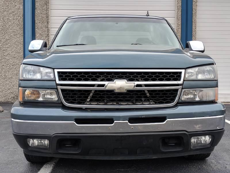 2007 Chevrolet Silverado 1500 Classic for sale at Automotive Brokers Group in Plano TX
