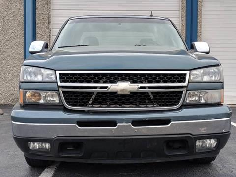 2007 Chevrolet Silverado 1500 Classic for sale at Automotive Brokers Group in Dallas TX