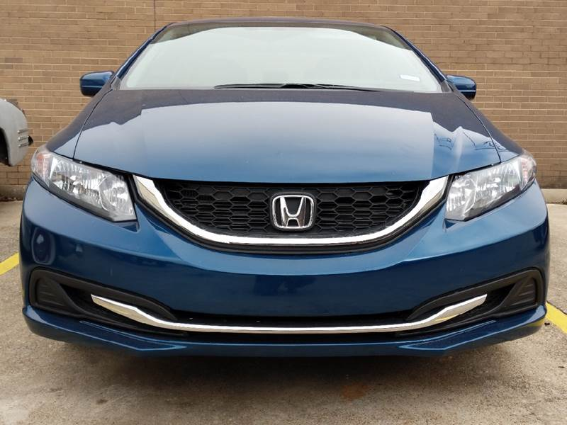 2015 Honda Civic for sale at Automotive Brokers Group in Plano TX