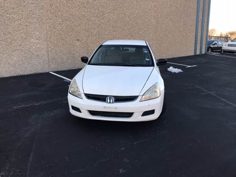 2007 Honda Accord for sale at Automotive Brokers Group in Plano TX