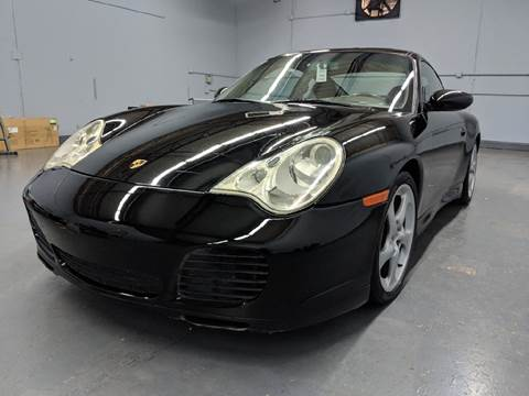 2003 Porsche 911 for sale at Automotive Brokers Group in Plano TX