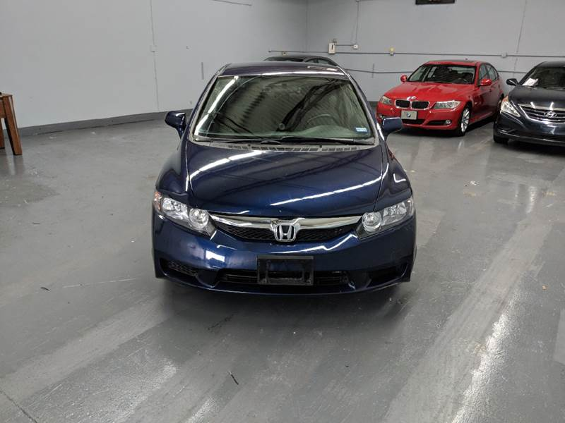 2011 Honda Civic for sale at Automotive Brokers Group in Plano TX