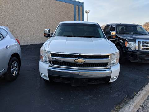 2008 Chevrolet Silverado 1500 for sale at Automotive Brokers Group in Plano TX