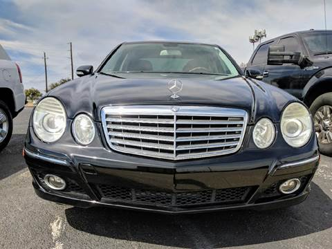 2009 Mercedes-Benz E-Class for sale at Automotive Brokers Group in Dallas TX