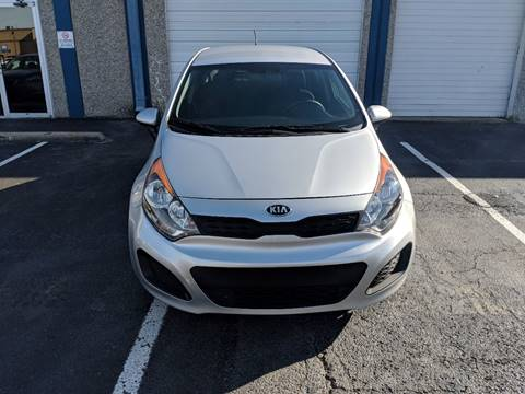 2015 Kia Rio5 for sale at Automotive Brokers Group in Dallas TX