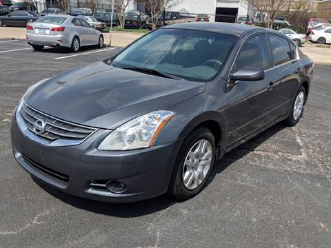 2012 Nissan Altima for sale at Automotive Brokers Group in Dallas TX