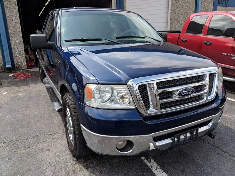 2007 Ford F-150 for sale at Automotive Brokers Group in Plano TX