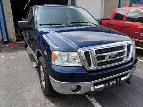 2007 Ford F-150 for sale at Automotive Brokers Group in Dallas TX
