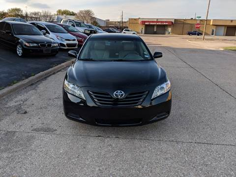 2007 Toyota Camry for sale at Automotive Brokers Group in Dallas TX