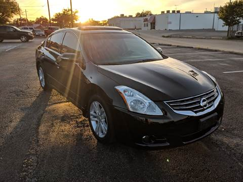 2011 Nissan Altima for sale at Automotive Brokers Group in Dallas TX