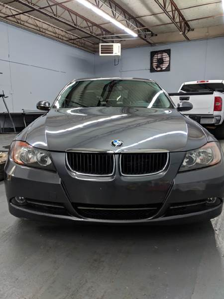 2008 BMW 3 Series for sale at Automotive Brokers Group in Plano TX