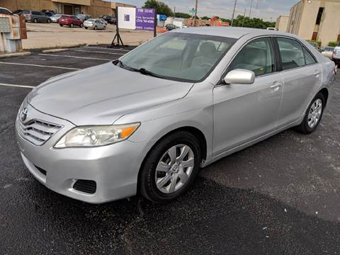 2011 Toyota Camry for sale at Automotive Brokers Group in Dallas TX