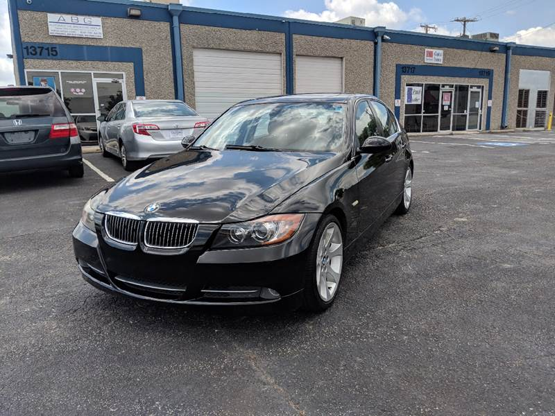 2007 BMW 3 Series for sale at Automotive Brokers Group in Plano TX