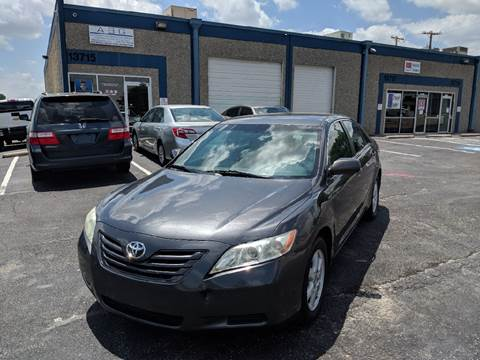 2009 Toyota Camry for sale at Automotive Brokers Group in Dallas TX