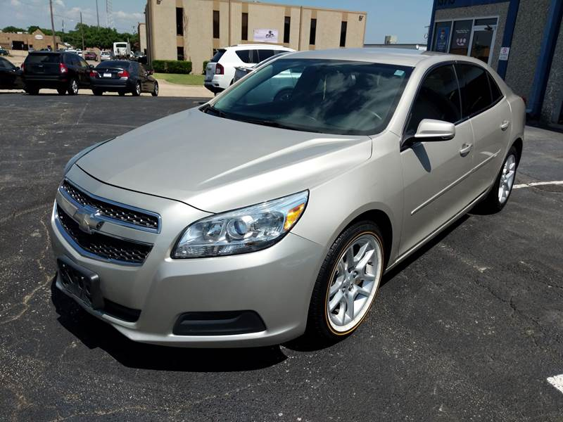 2013 Chevrolet Malibu for sale at Automotive Brokers Group in Plano TX