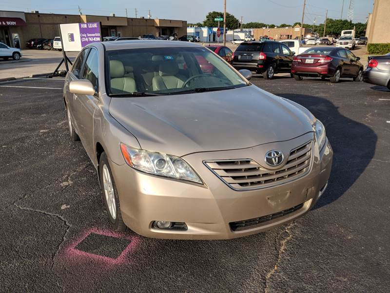 2008 Toyota Camry For Sale At Automotive Brokers Group In Dallas TX