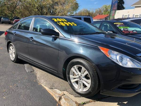 2011 Hyundai Sonata For Sale At Latham Auto Sales U0026 Service In Latham NY