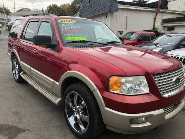 Ford Expedition Eddie Bauer In Latham NY Latham Auto Sales - 2005 expedition
