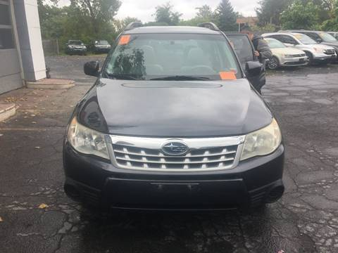 2012 Subaru Forester for sale in Latham, NY