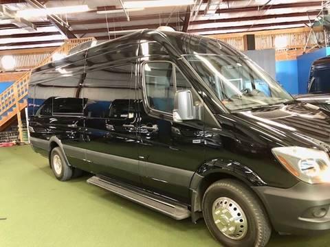 2015 Mercedes-Benz Sprinter Cargo for sale at Limo World Inc. in Seminole FL