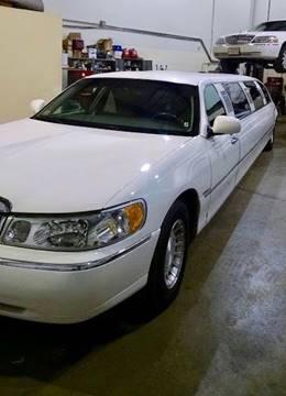 2001 Lincoln Town Car for sale in Seminole, FL