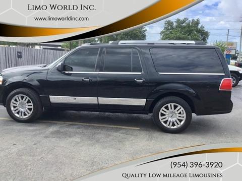 2013 Lincoln Navigator L for sale in Seminole, FL