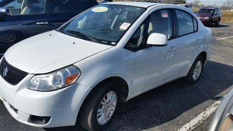2012 Suzuki SX4 for sale at AFFORDABLE DISCOUNT AUTO in Humboldt TN