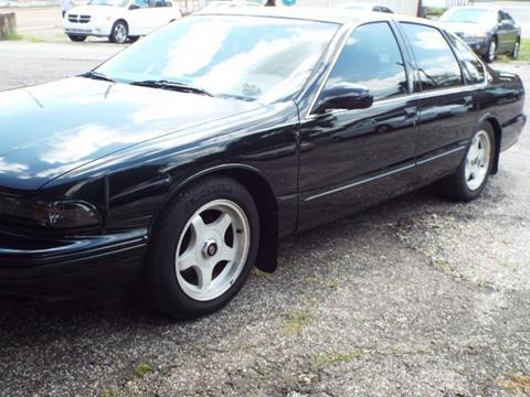 1996 Chevrolet Impala For Sale - Carsforsale.com®