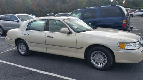 2002 Lincoln Town Car For Sale Carsforsale Com