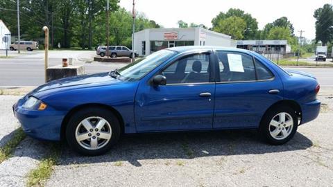 2003 Chevrolet Cavalier for sale in Humboldt, TN