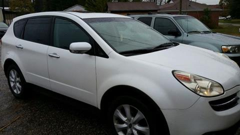 2006 Subaru B9 Tribeca for sale at AFFORDABLE DISCOUNT AUTO in Humboldt TN