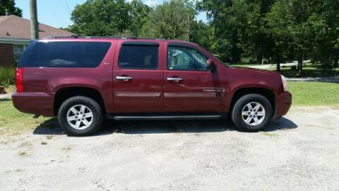 2008 GMC Yukon XL for sale at AFFORDABLE DISCOUNT AUTO in Humboldt TN